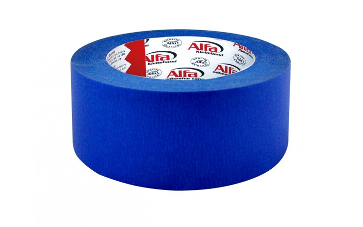 Blue Tape 25 mm x 50 m Malerkrepp