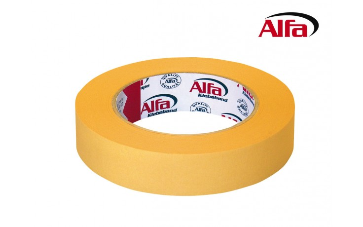 Alfa FineLine GOLD (Washi-Tape) 38 mm x 50 m