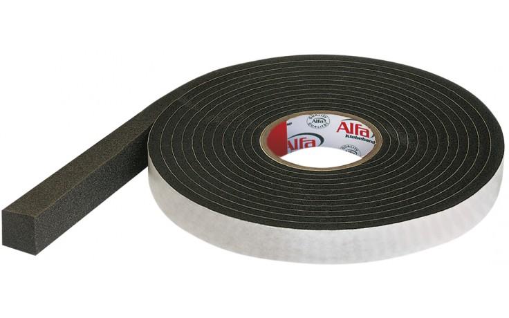 542 Alfa Fugendichtband BG1 schlagregendicht - 15 mm x 3 bis 7 mm x 8 m