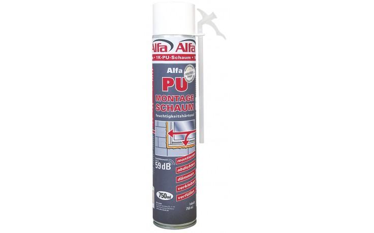 PU-Montageschaum (1K) 750 ml