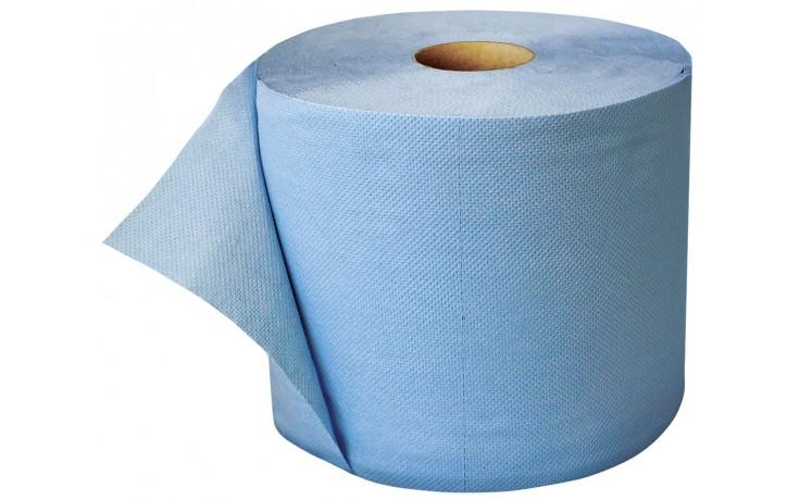 Putztuchrolle (nassfeste & saugstarke Papierwischtücher)