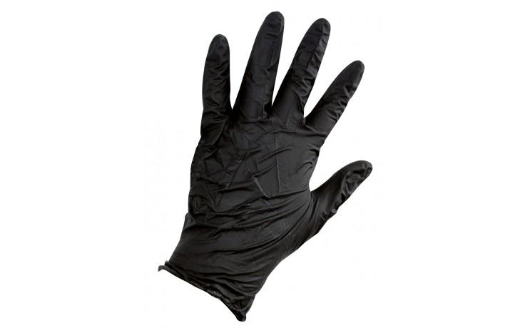 Nitril-Einweghandschuhe aus puder- und latexfreiem Nitril