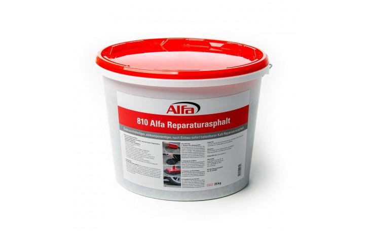 Kaltasphalt / Reparaturasphalt 25 kg Geruchsneutral