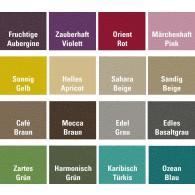 Wandfarbe innen matt 2 5 l von einfach sch ner farbwelten - Wandfarbe deckkraft klasse 1 ...
