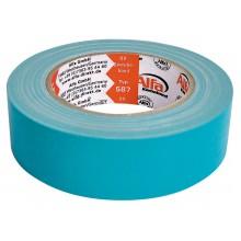 UV-Gewebeband Blau 35 mm x 25 m
