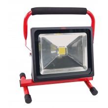 LED Baustrahler 30 W - Handlicher Baustrahler mit geringem Energieverbrauch