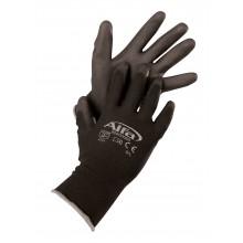 Montagehandschuh schwarz Größe 11