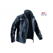 Allwetter-Jacke aus Softshell mit vielen Extras in gewohnt guter Kübler-Qualität zu Top-Preis.