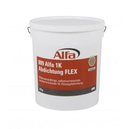 1K Abdichtung FLEX - Ziegelrot
